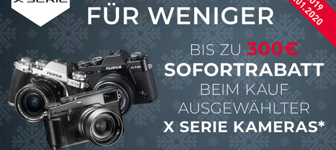 Fujifilm Black Week-Angebote