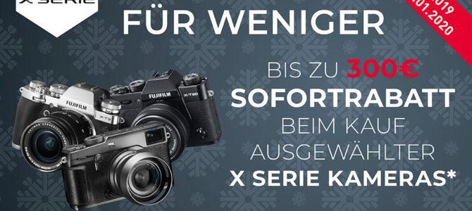 Fujifilm Black Week-Angebote