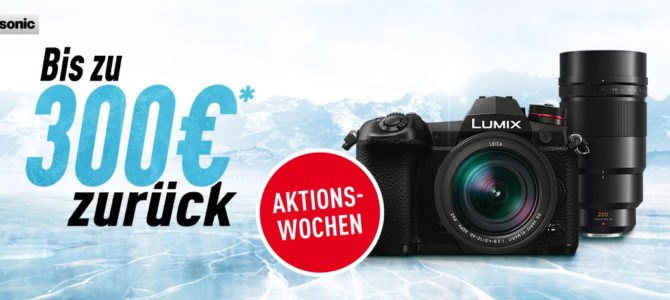 Panasonic Winter-Cashback