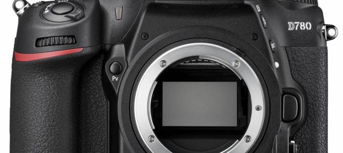Neu: Nikon D780 vorgestellt