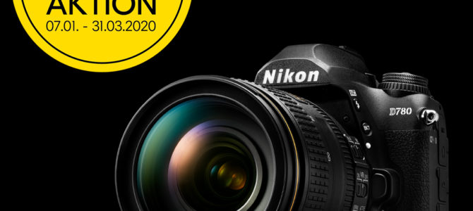 Nikon D780 – Eintauschprämie sichern!
