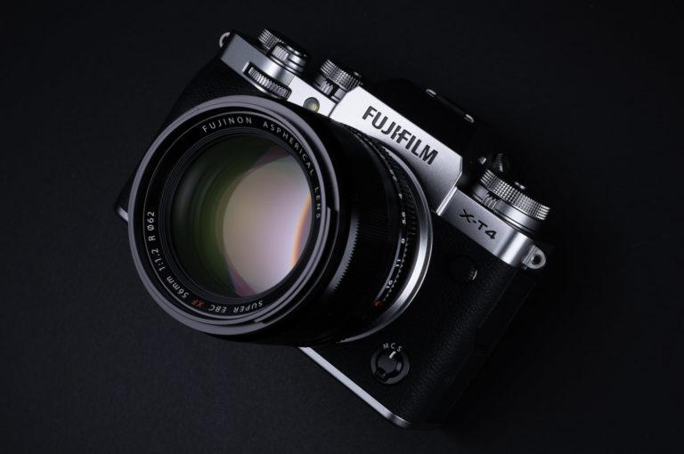 Neu: Fujifilm X-T4 vorgestellt