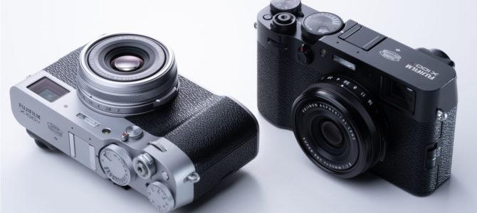 NEU: Fujifilm X100V vorgestellt