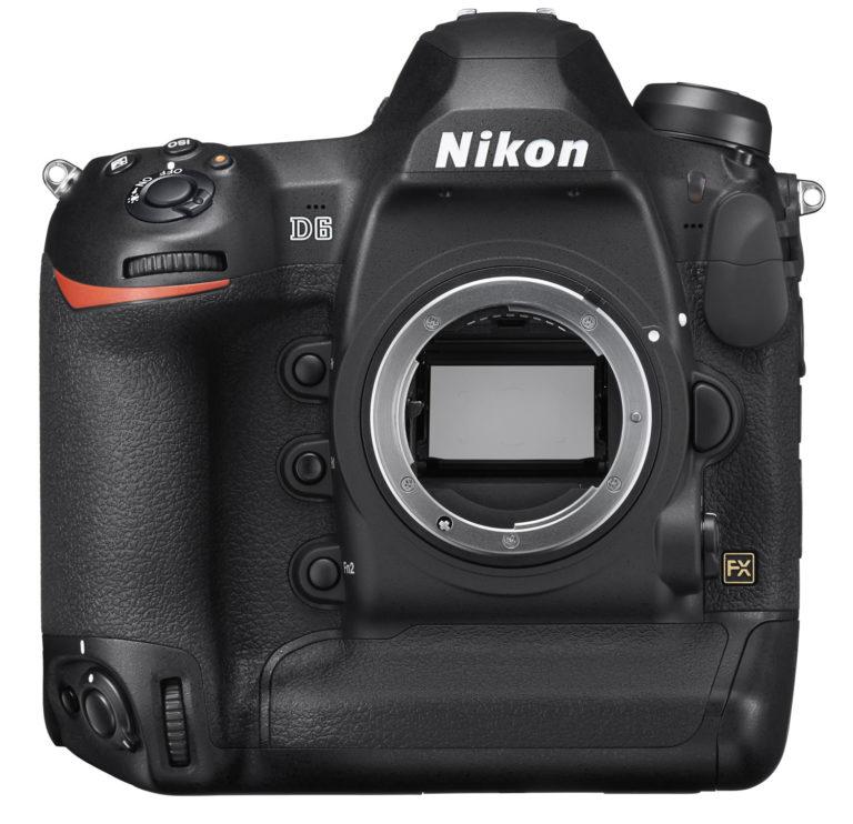 Neu: Nikon D6