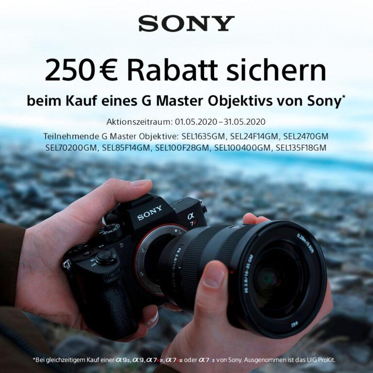 Sony – 250 Euro Rabatt sichern!