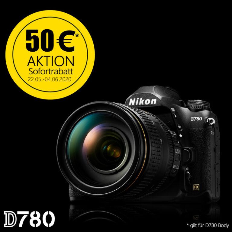 Nikon 50 Euro Sofortrabatt