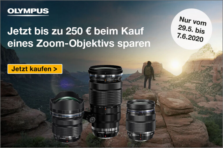 Olympus Zoom Promotion
