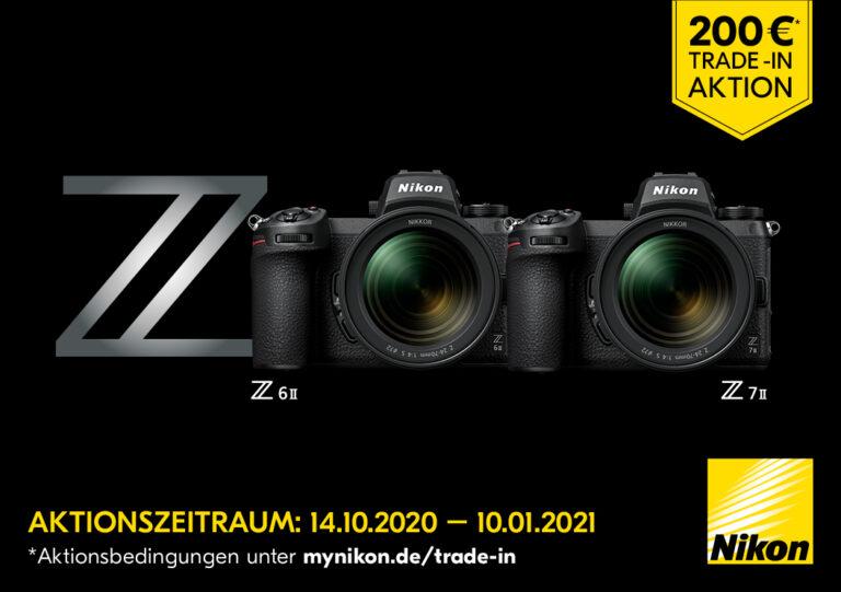 Nikon TradeIn-Aktion