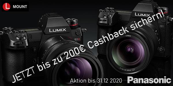 Panasonic Lumix S1 Cashback