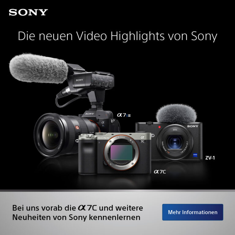 Sony Alpha Video-Event