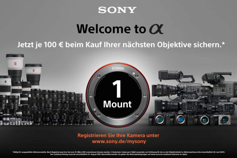Welcome to Sony – Bonus sichern!