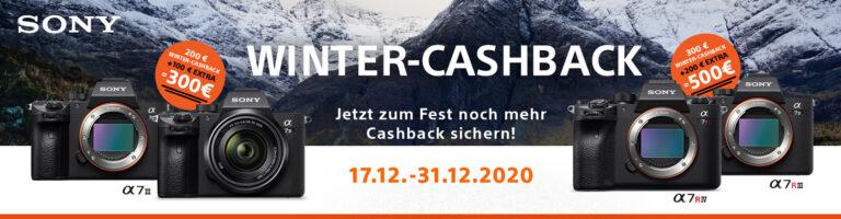 Sony – erhöhtes Cashback sichern!