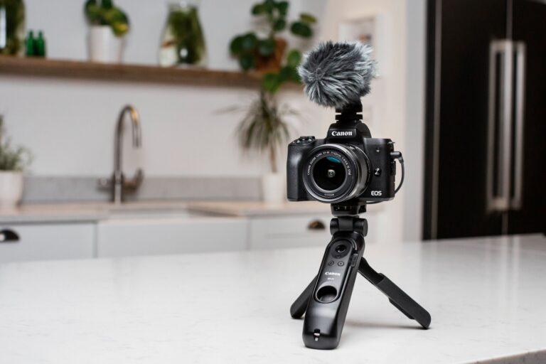 Die EOS M50 Mark II – Der Allrounder für alle Content Creator