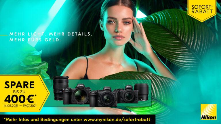 Große Nikon Sommer Aktion gestartet
