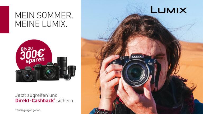 Panasonic Lumix G Sommeraktion