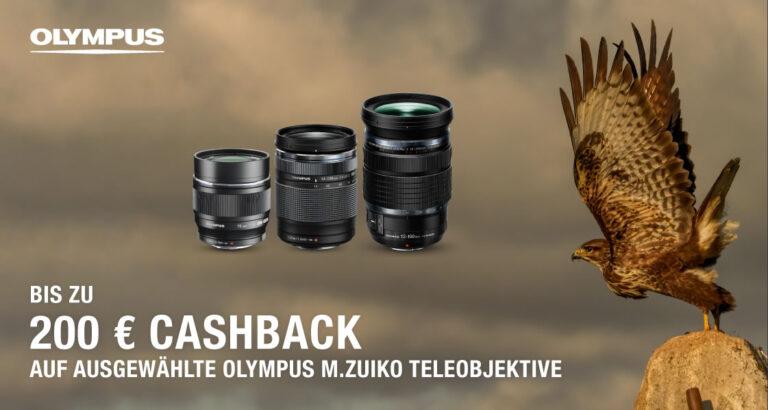 Olympus M.Zuiko Sommer Cashback